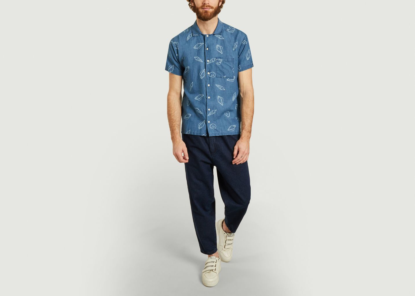 Chemise Coquillage - Olow