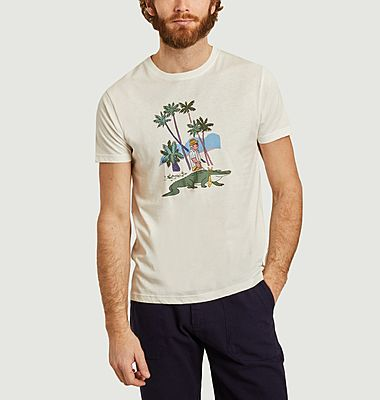 T-shirt Alligator