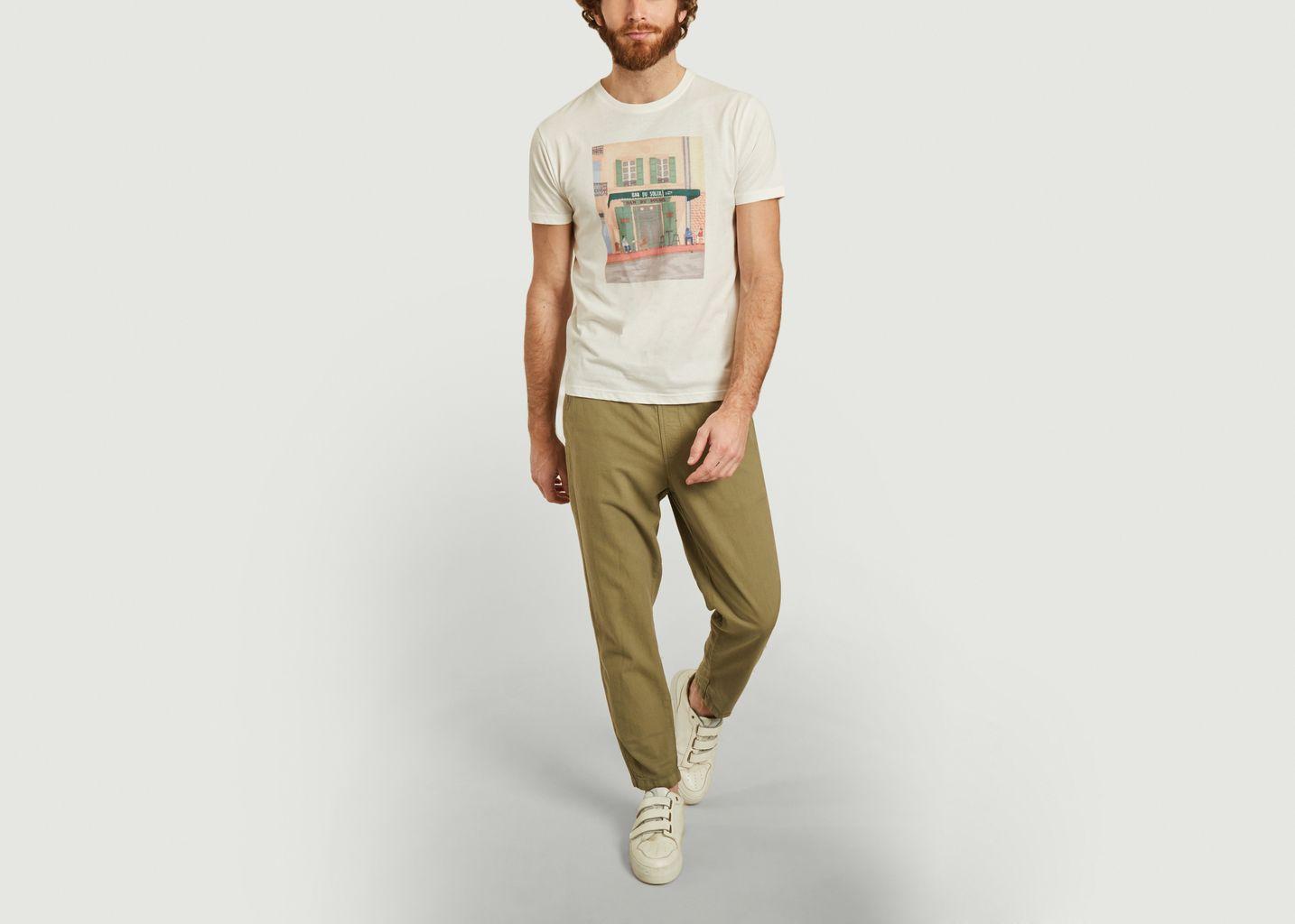 T-shirt Bar du Soleil - Olow