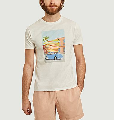 T-shirt Beatle