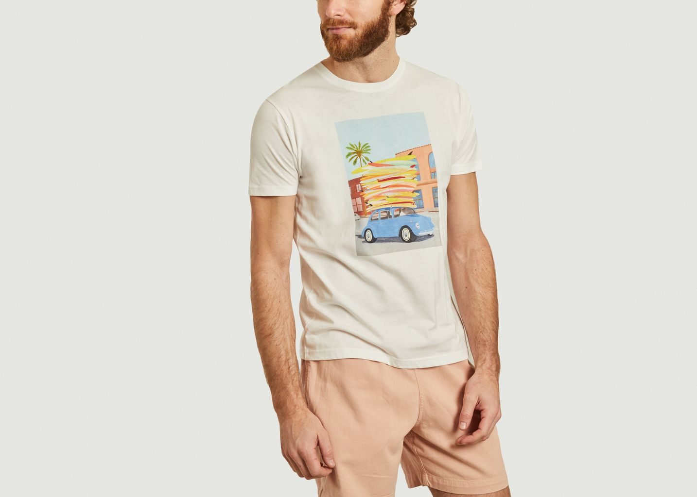 T-shirt Beatle  - Olow
