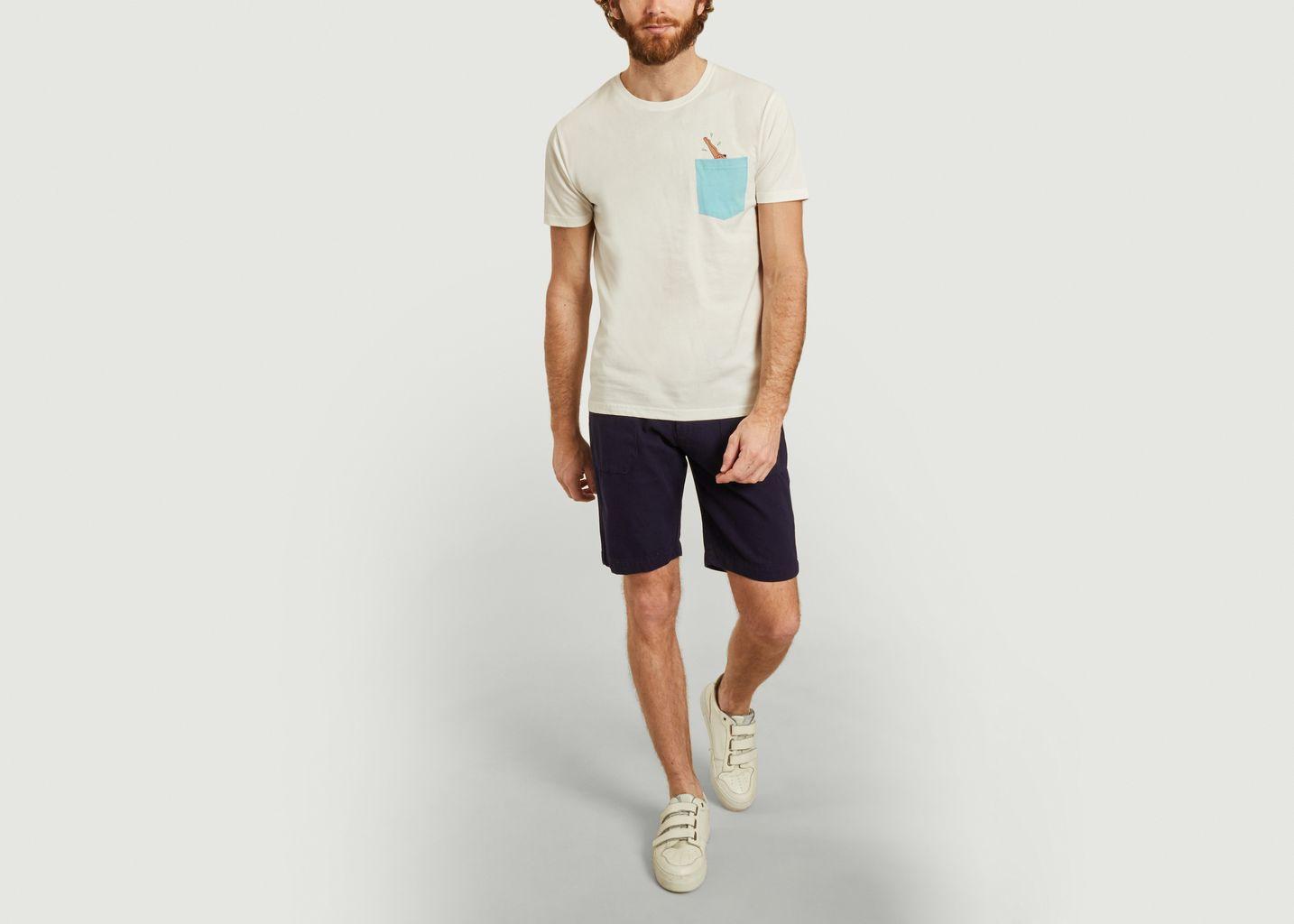 T-shirt Plongeon - Olow