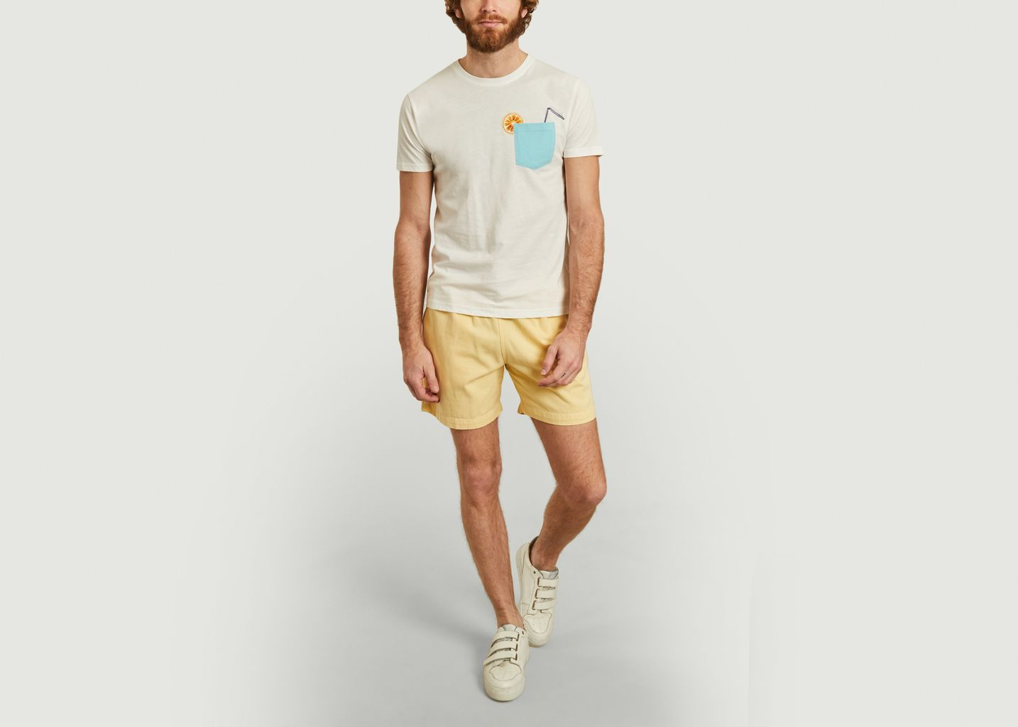 T-shirt cocktail - Olow
