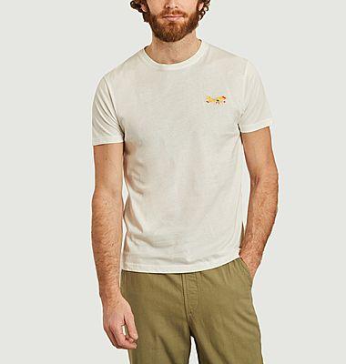 T-shirt Landing en coton biologique