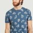 matière T-shirt Lophelia  - Olow