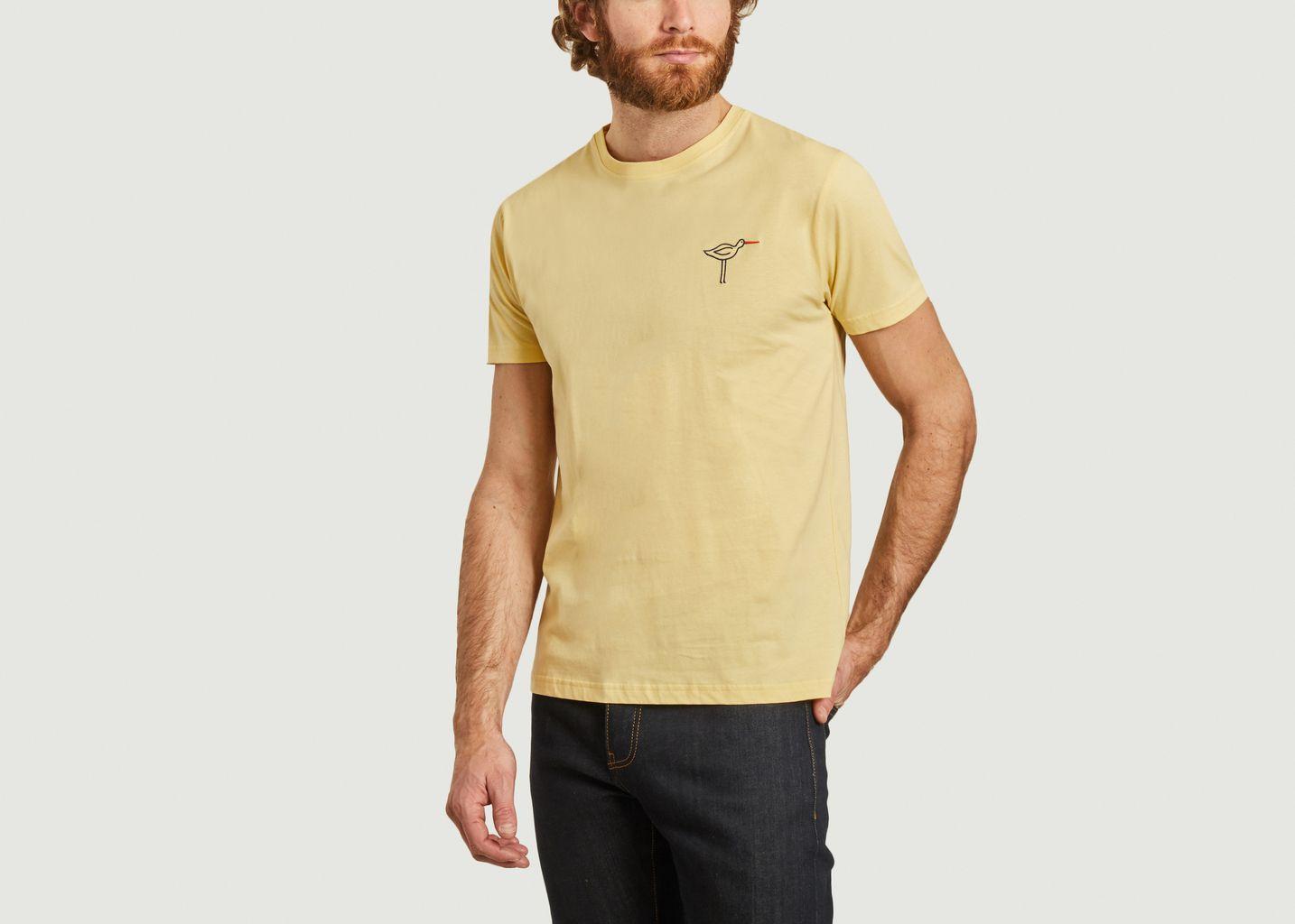 T-shirt Huîtrier  - Olow