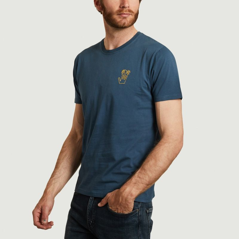T-shirt Palm Hand - Olow