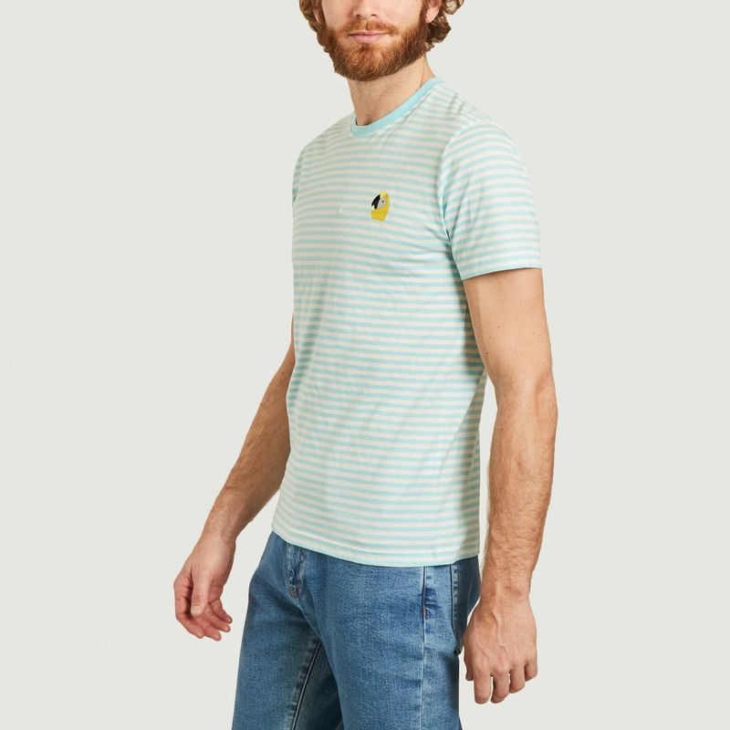 T-shirt Perroquet  - Olow