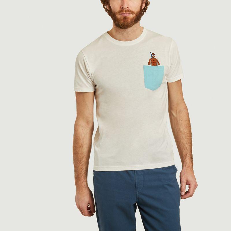 T-shirt Plongeur - Olow