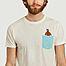 matière T-shirt Plongeur - Olow