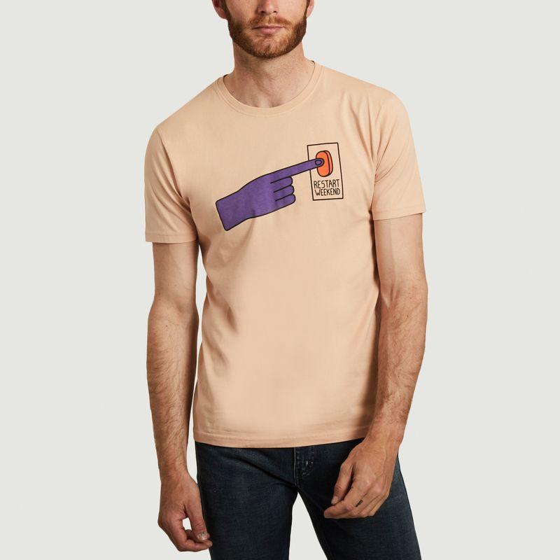 T-shirt Restart weekend  - Olow