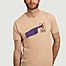 matière T-shirt Restart weekend  - Olow