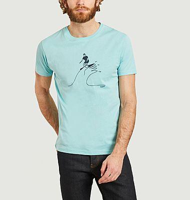 T-shirt Surf Hand