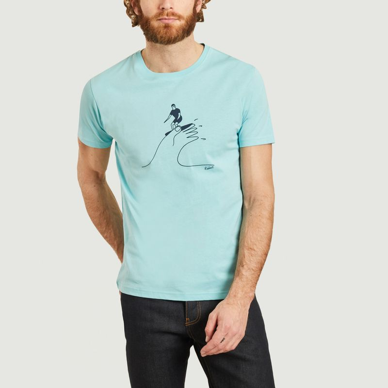 T-shirt Surf Hand - Olow