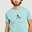 matière T-shirt Surf Hand - Olow