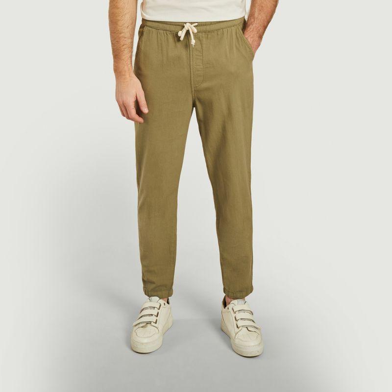 Pantalon Week-End en coton biologique - Olow