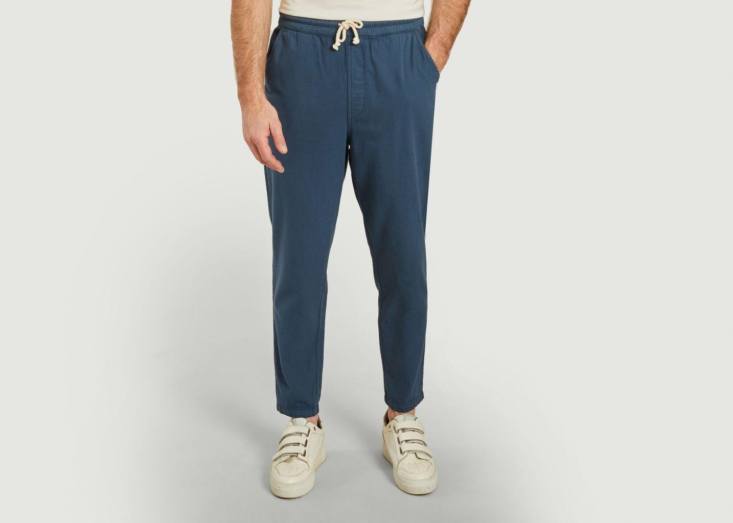 Pantalon Weekend en coton biologique - Olow