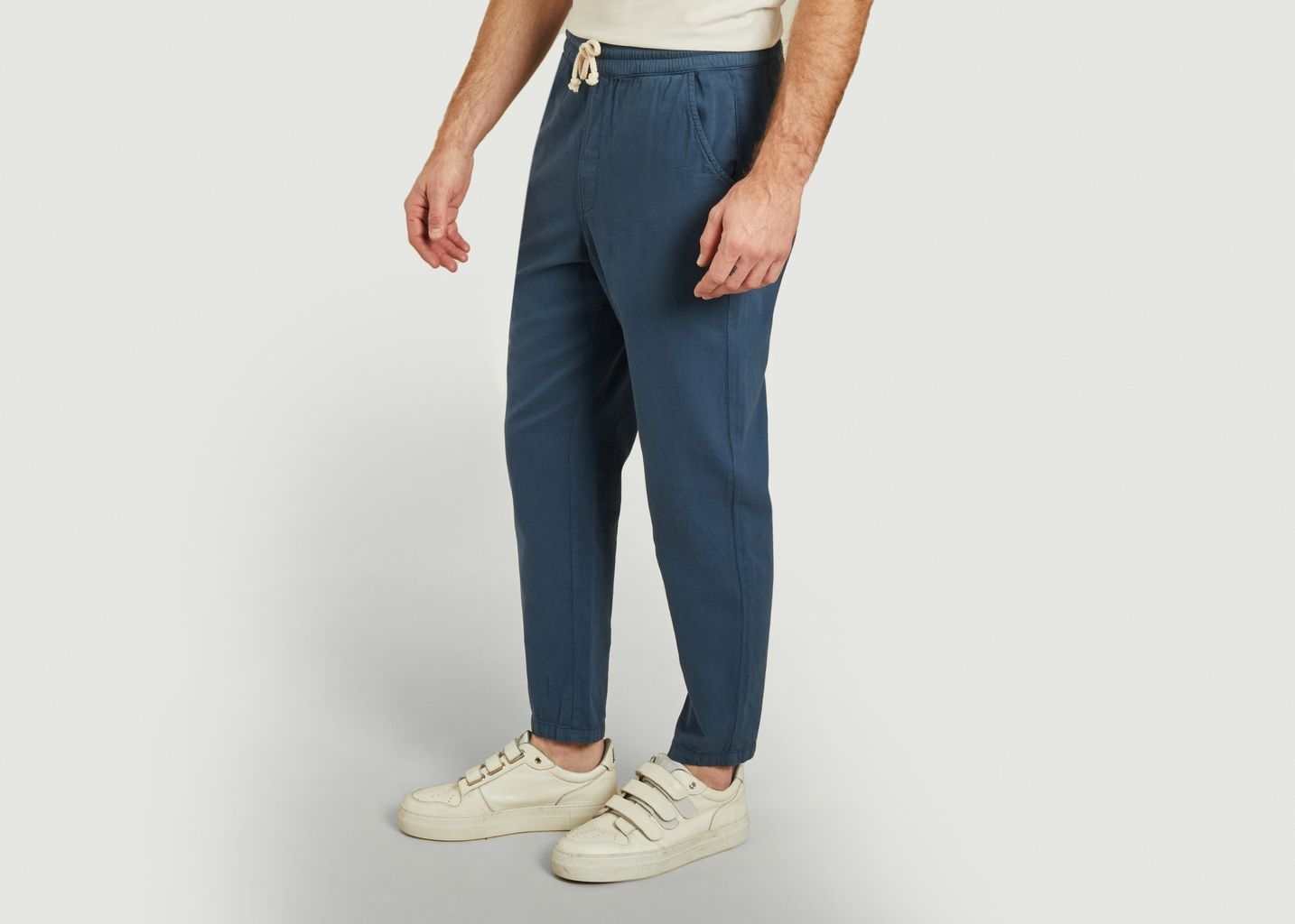 Pantalon Weekend en coton biologique - Olow