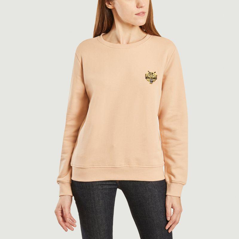 Sweatshirt Tigris en coton biologique - Olow