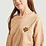 matière Sweatshirt Tigris en coton biologique - Olow