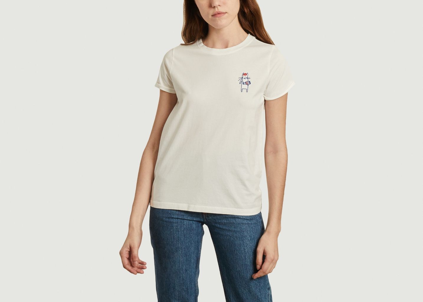 T-shirt Tourist - Olow