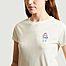 matière T-shirt Tourist - Olow