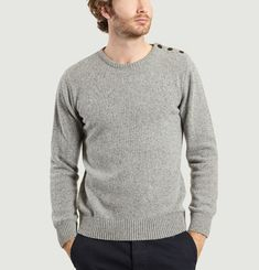 Paimpol Button Jumper
