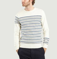 Drukkin 18 Striped Jumper