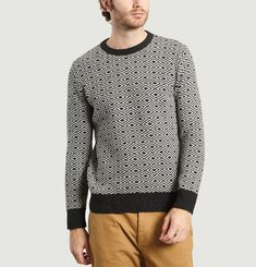 Firmament Geometric Jumper