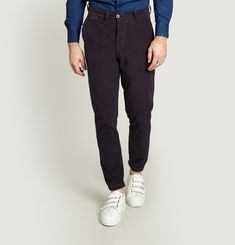 Pantalon Koeppler Velours