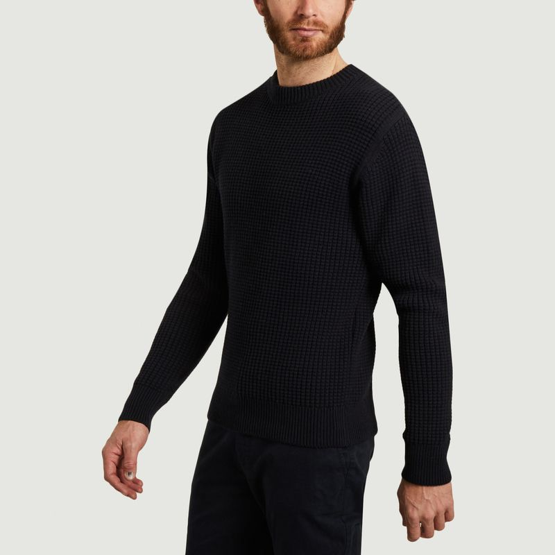 Pull point damier Coco - Olow
