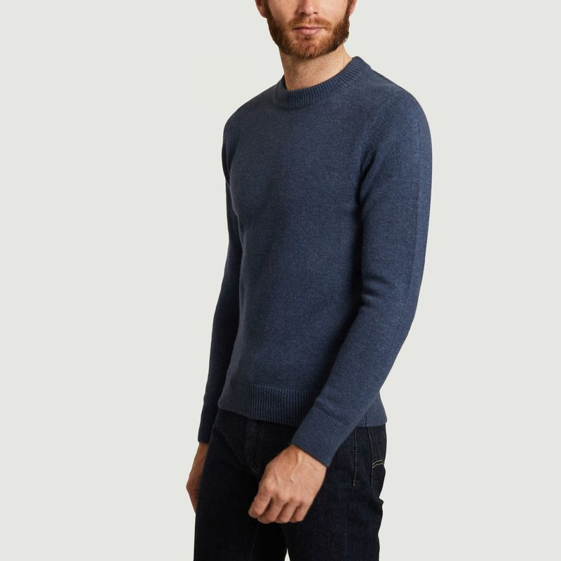 Pull col rond Solstice - Olow