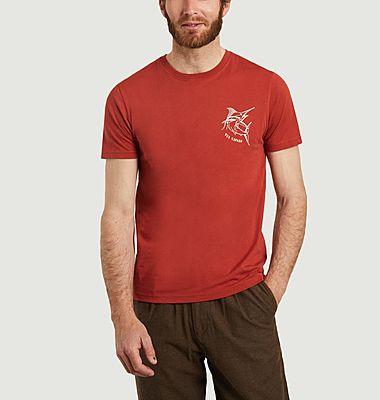 T-shirt en coton bio Pez Espada