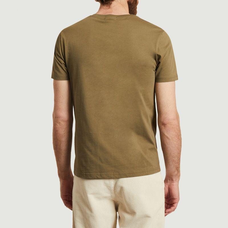 T-shirt en coton bio Snorkeling - Olow