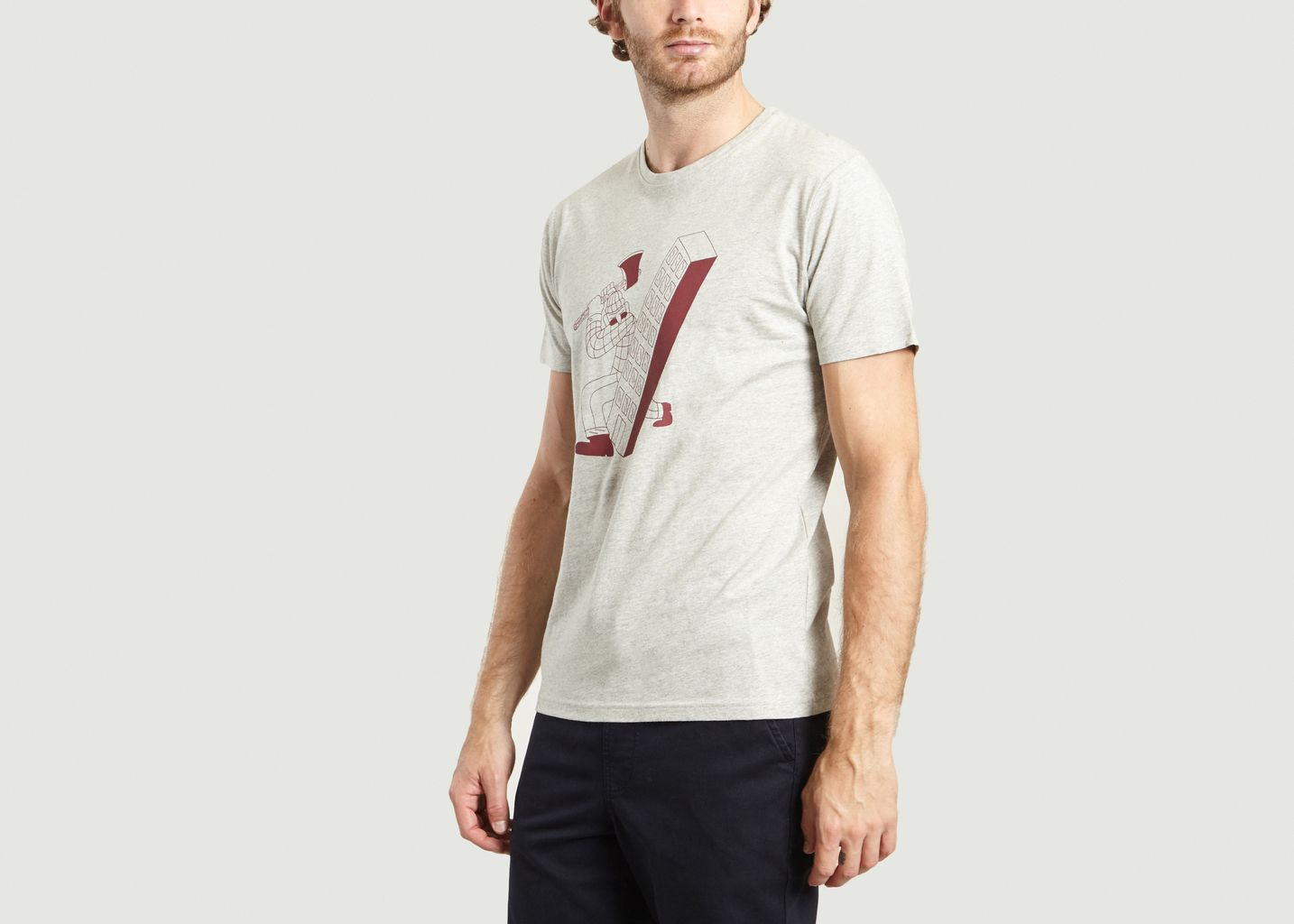 T-Shirt Building - Olow