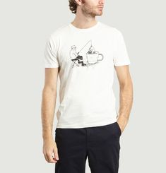 Fishing Man T-shirt