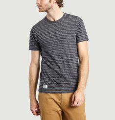 Alpage Striped T-shirt