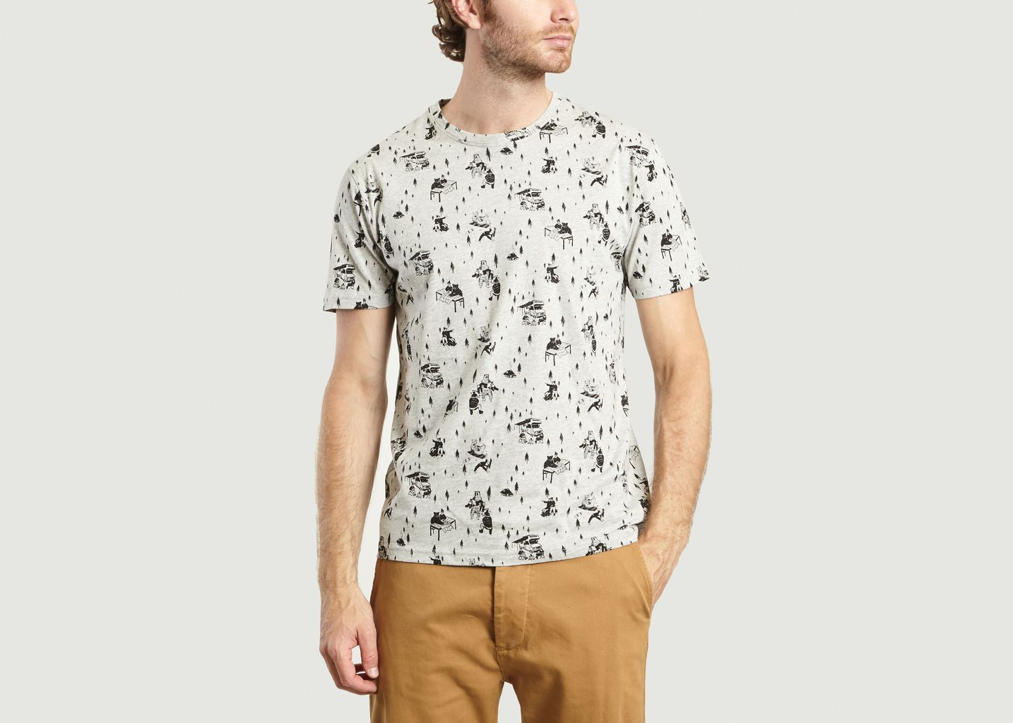 T-Shirt Holy - Olow