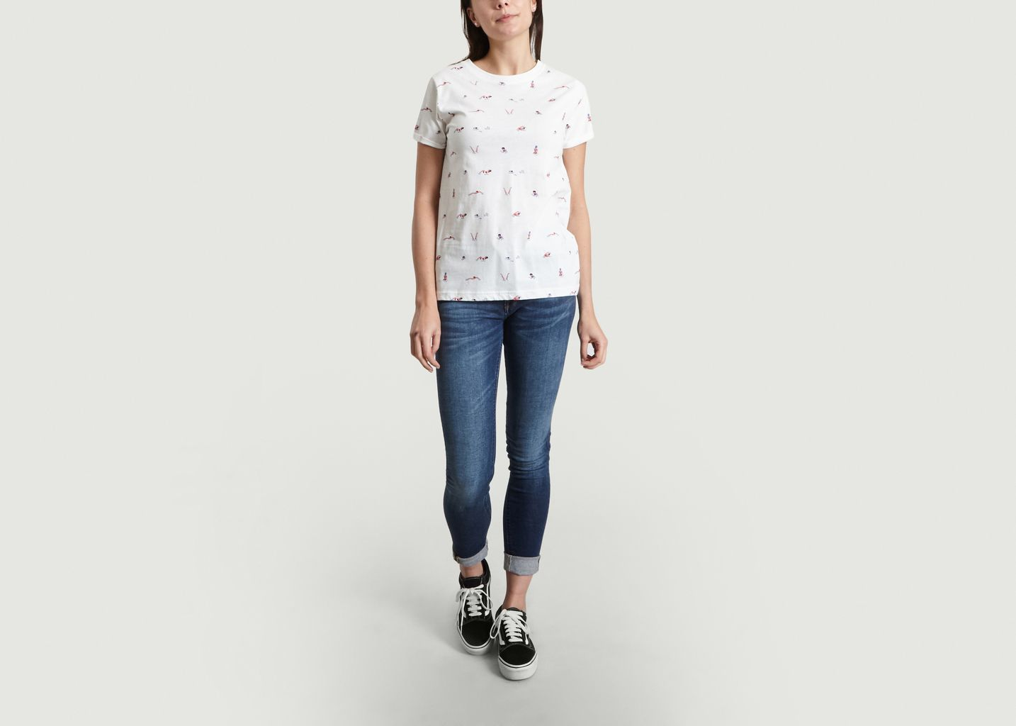 T shirt Nageurs Girl - Olow