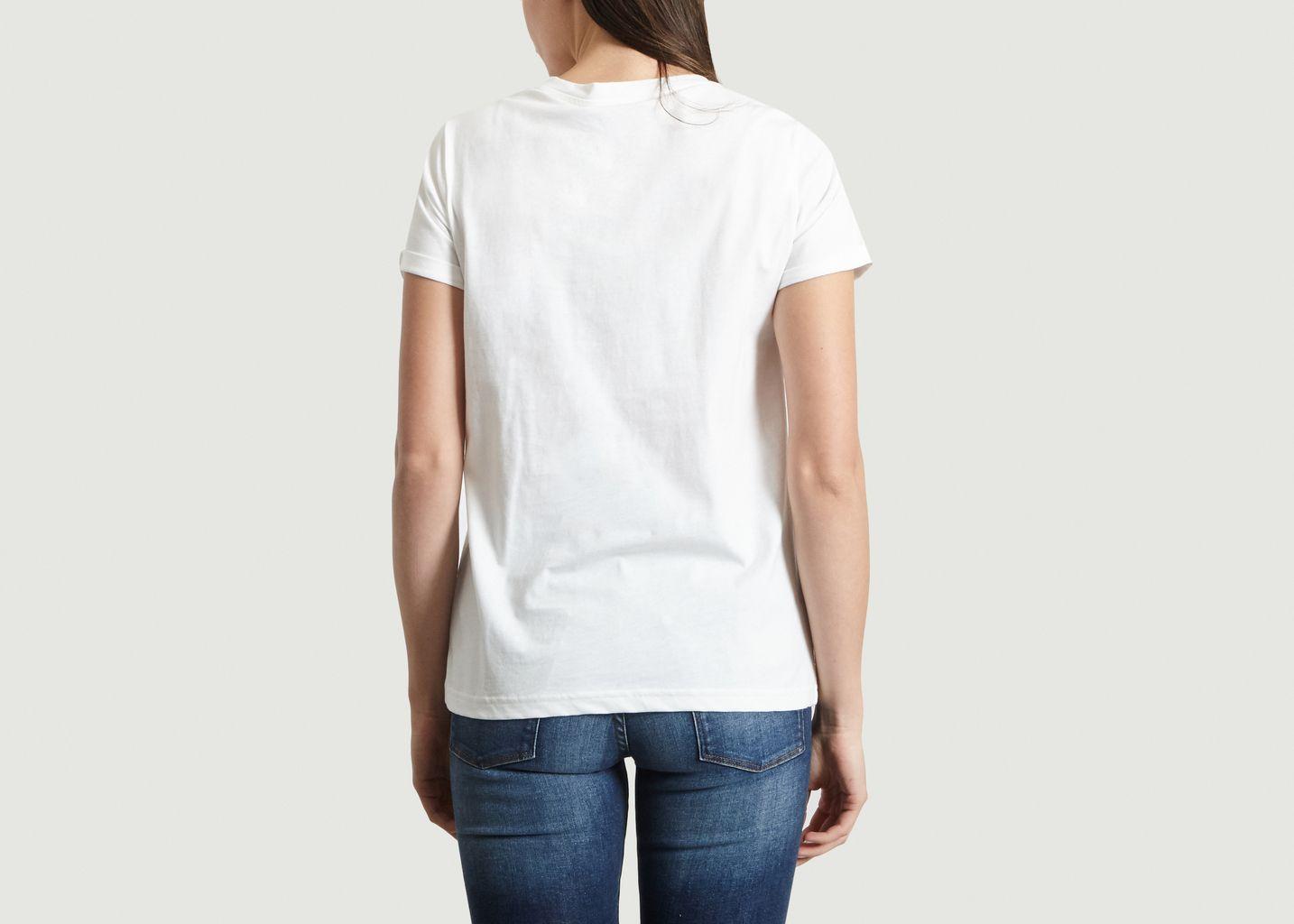 Tshirt Brodé Transat - Olow