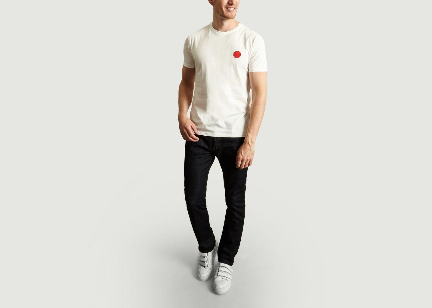 T-Shirt Sun en Coton Biologique - Olow