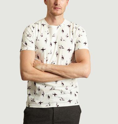 T-Shirt Moves en Coton Biologique