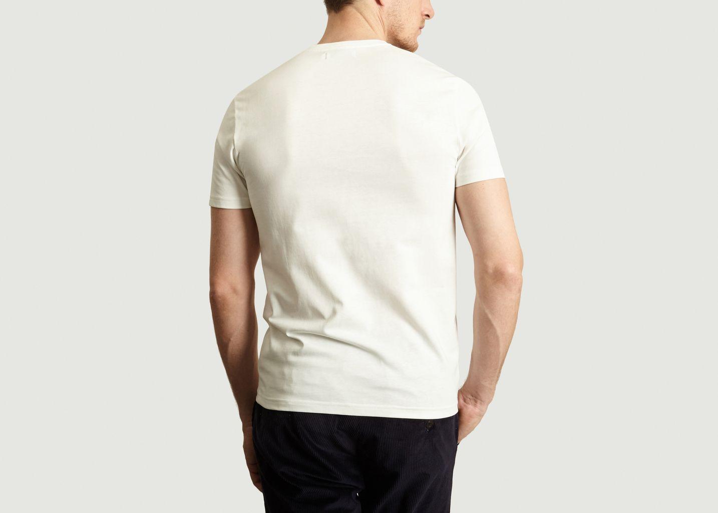 T-Shirt Beddy en Coton Biologique - Olow