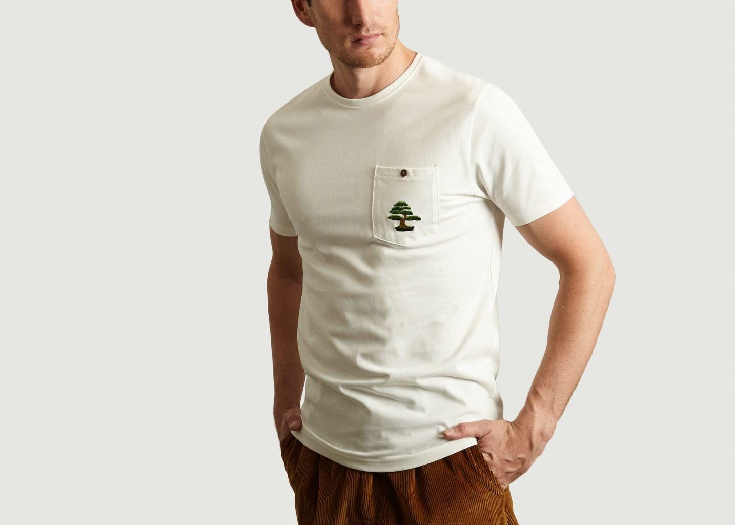 T-Shirt Bonsai en Coton Biologique - Olow