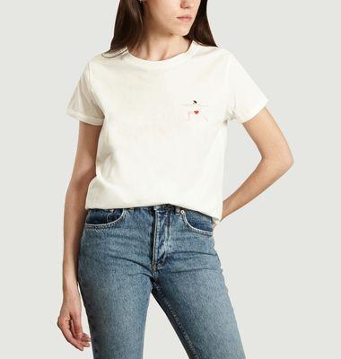 T-Shirt Yoga en Coton Biologique