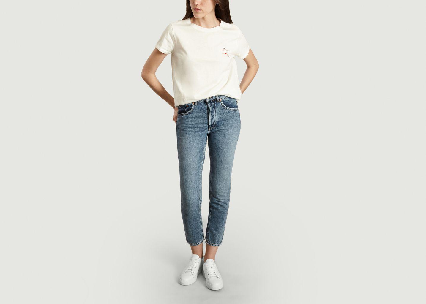 T-Shirt Yoga en Coton Biologique - Olow
