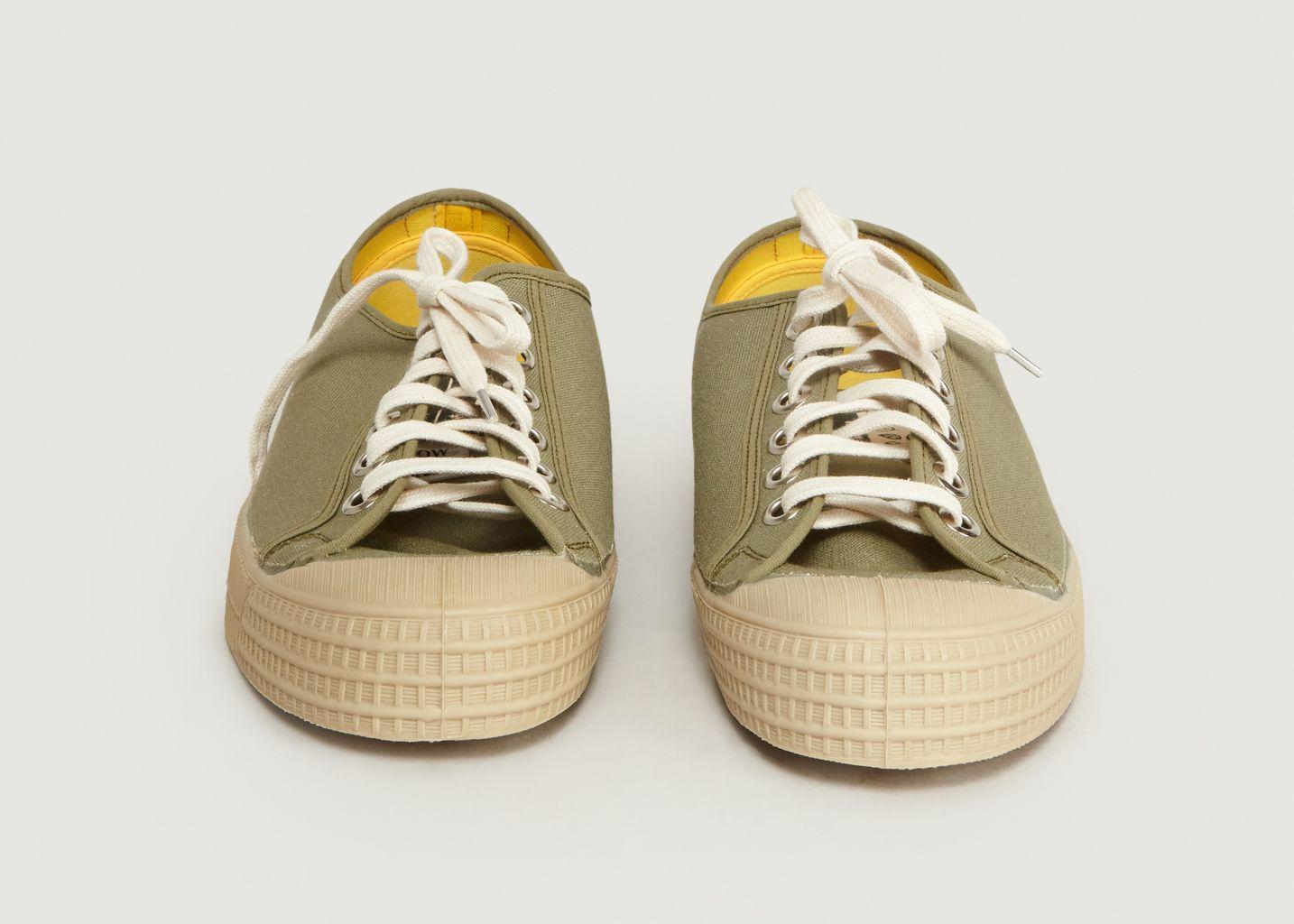 Sneakers Basses En Toile Star Master - Olow
