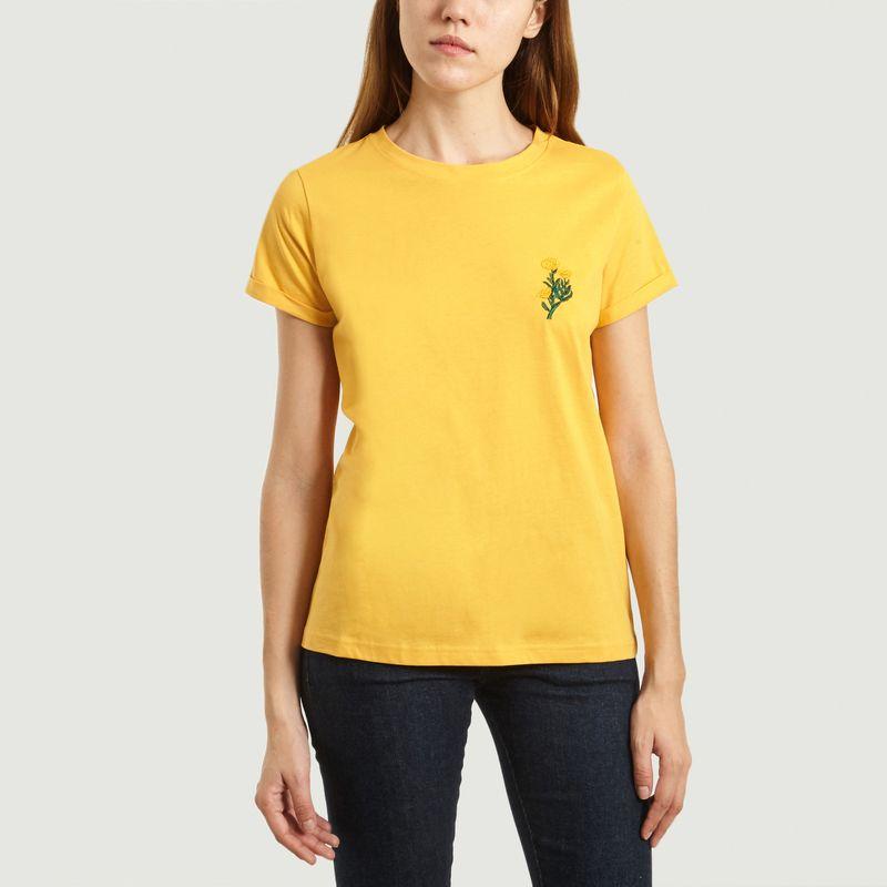 T-Shirt Marigold en Coton Biologique - Olow