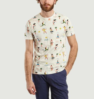 T-Shirt Frisco en Coton Bio