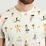 matière T-Shirt Frisco en Coton Bio - Olow